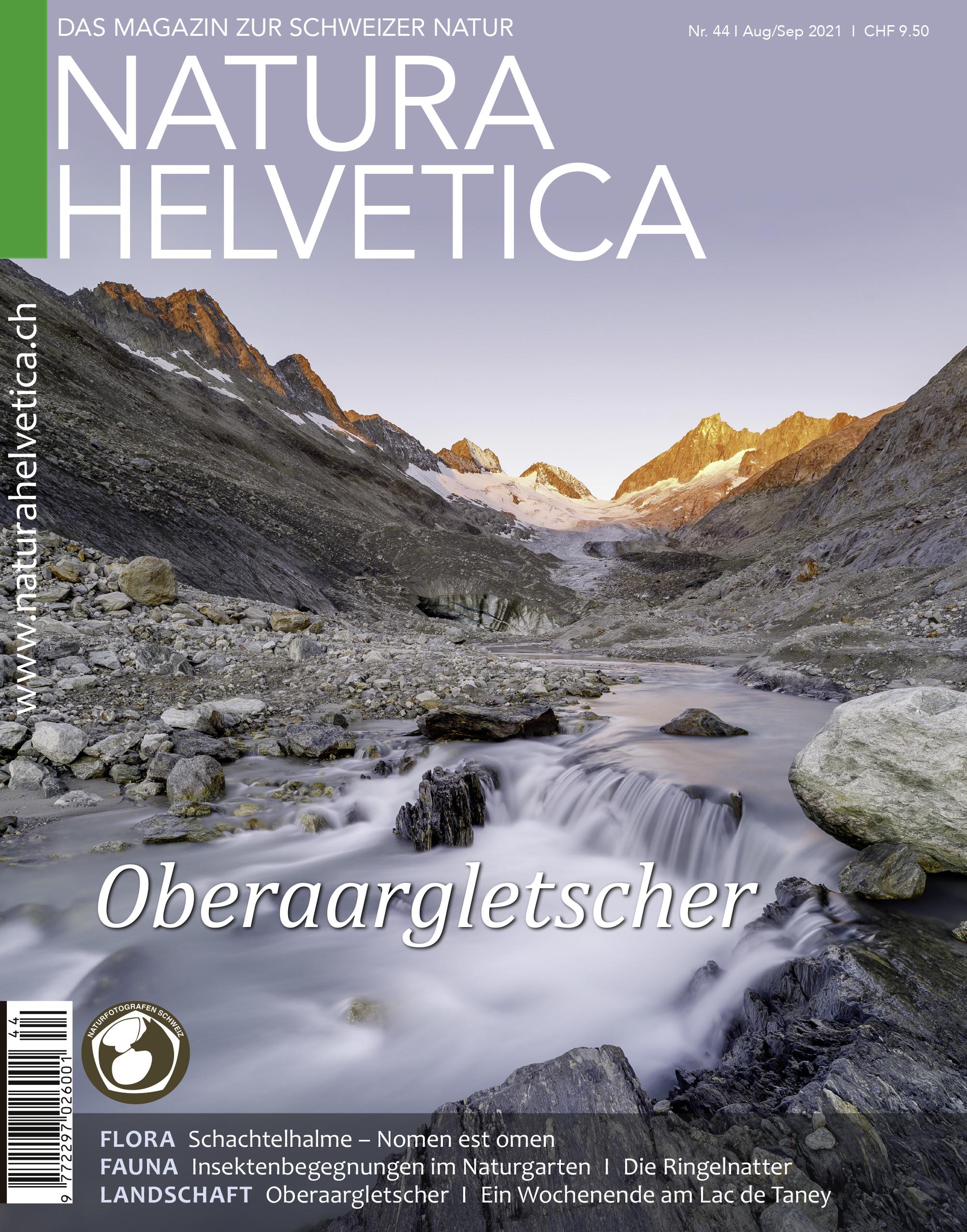 Natura Helvetica Cover Nr44